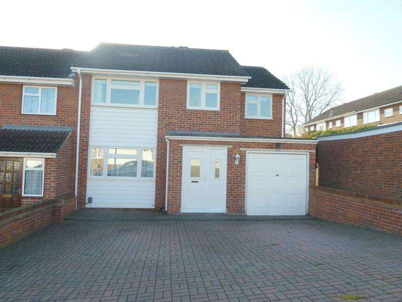 4 Bedrooms Terraced House for sale in Pinks Hill Swanley
