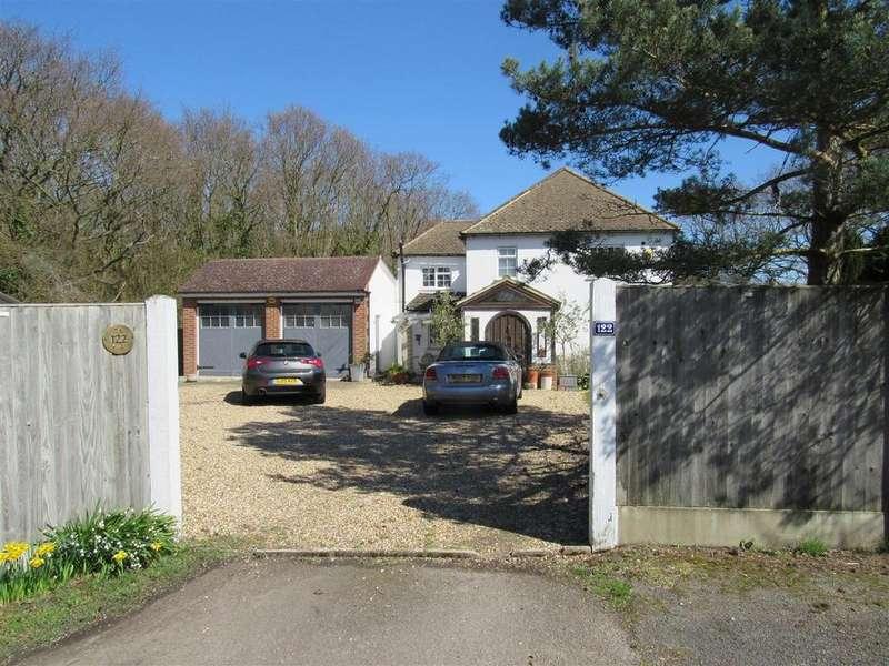 4 Bedrooms Semi Detached House for sale in Ridgeway Road, Herne Bay