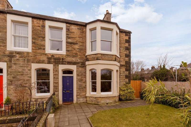 3 Bedrooms Ground Flat for sale in 33 Hollybank Terrace, Edinburgh, EH11 1SP