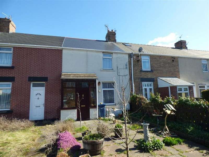 2 Bedrooms Terraced House for sale in Barrack Row, Houghton Le Spring