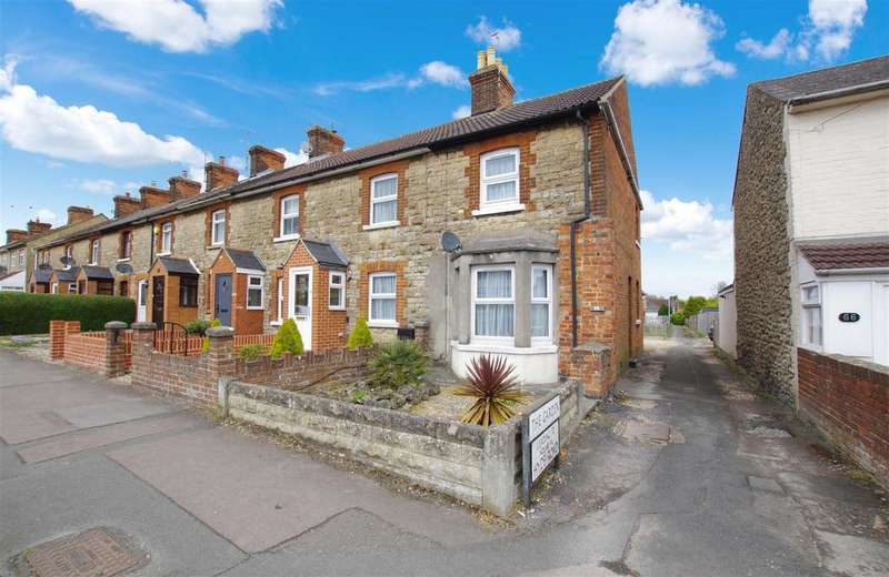 2 Bedrooms Cottage House for sale in Hyde Road, Upper Stratton, Swindon