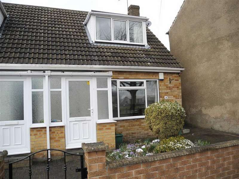 1 Bedroom End Of Terrace House for sale in Cresswell Street, Pogmoor, Barnsley, S75