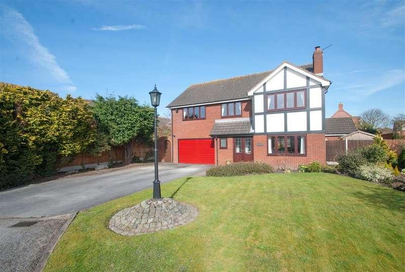 5 Bedrooms House for sale in Wilkins Croft, Alrewas, Burton-On-Trent