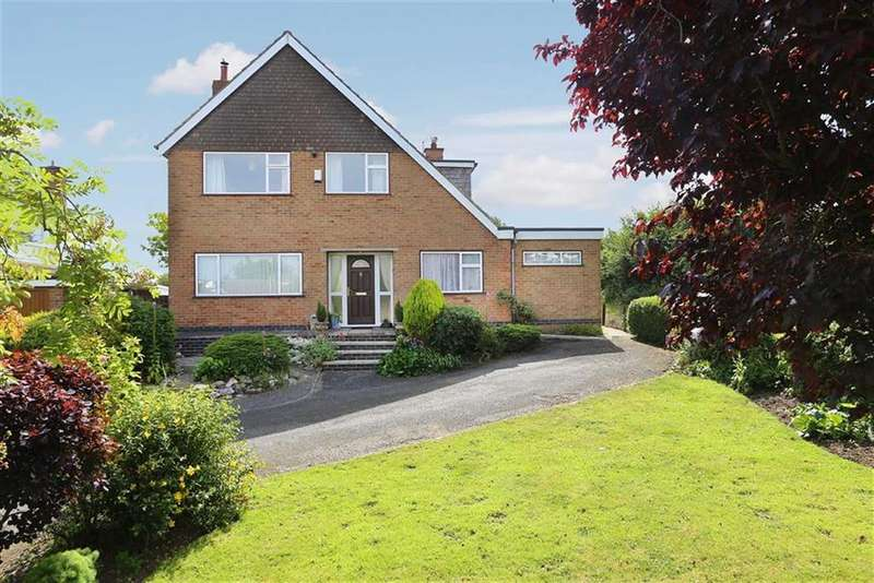 4 Bedrooms Detached House for sale in Little Lunnon, Dunton Bassett, Leicestershire