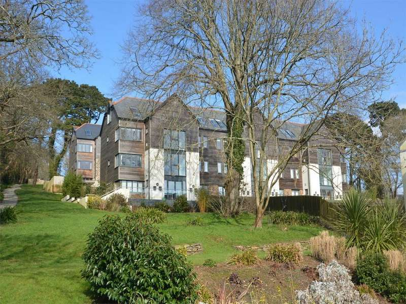 2 Bedrooms Flat for sale in Boscawen Woods, TRURO, Cornwall
