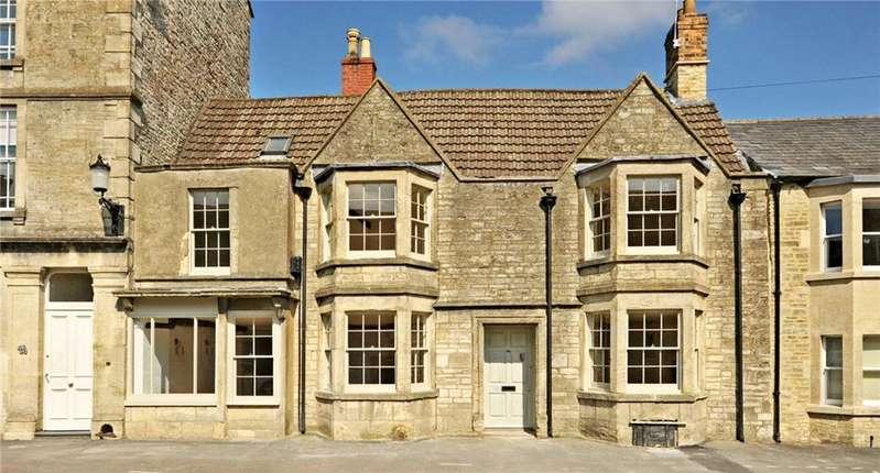 4 Bedrooms Terraced House for sale in High Street, Marshfield, Chippenham, Gloucestershire, SN14