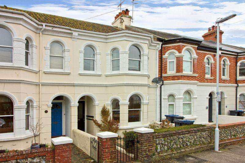 3 Bedrooms Terraced House for sale in Eastcourt Road, Worthing