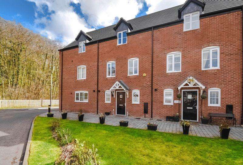 3 Bedrooms House for sale in Bath Vale, Congleton