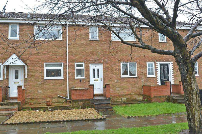 3 Bedrooms Terraced House for sale in Blandford Way, Wallsend