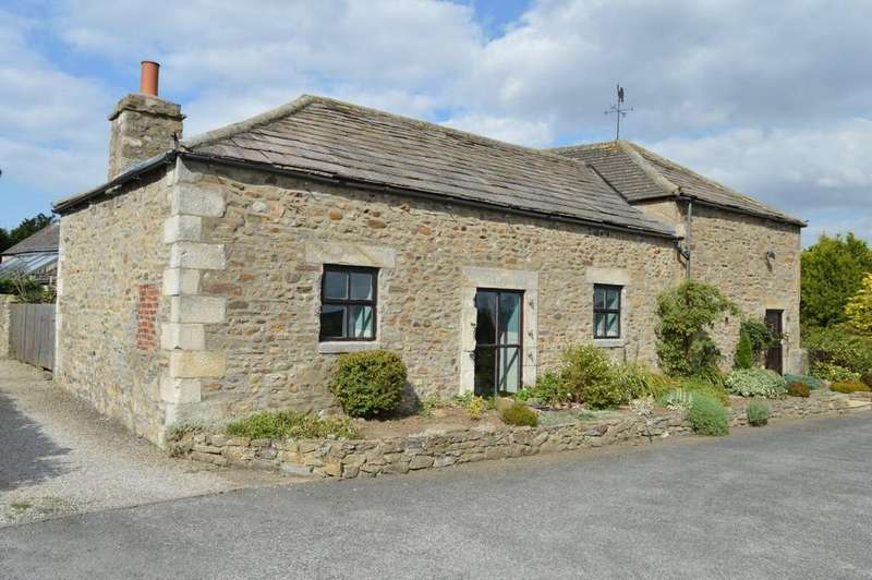 4 Bedrooms Barn Conversion Character Property for rent in The Stables, Ovington Hall Court, Ovington, Nr Barnard Castle