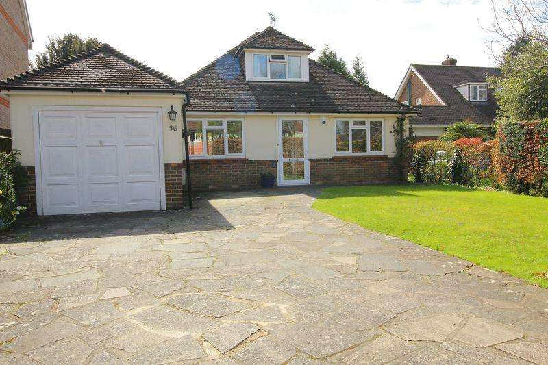 4 Bedrooms Chalet House for sale in MANOR AVENUE, CATERHAM ON THE HILL