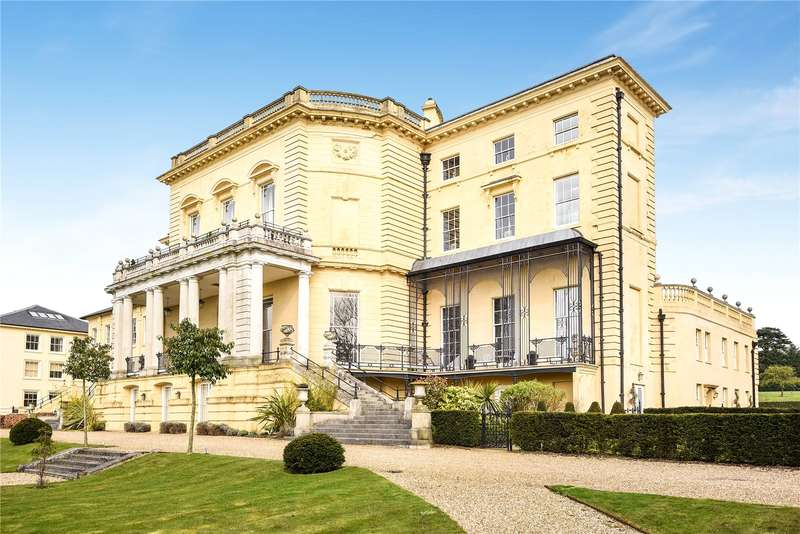 2 Bedrooms Apartment Flat for sale in Bentley Priory, Mansion House Drive, Stanmore, HA7