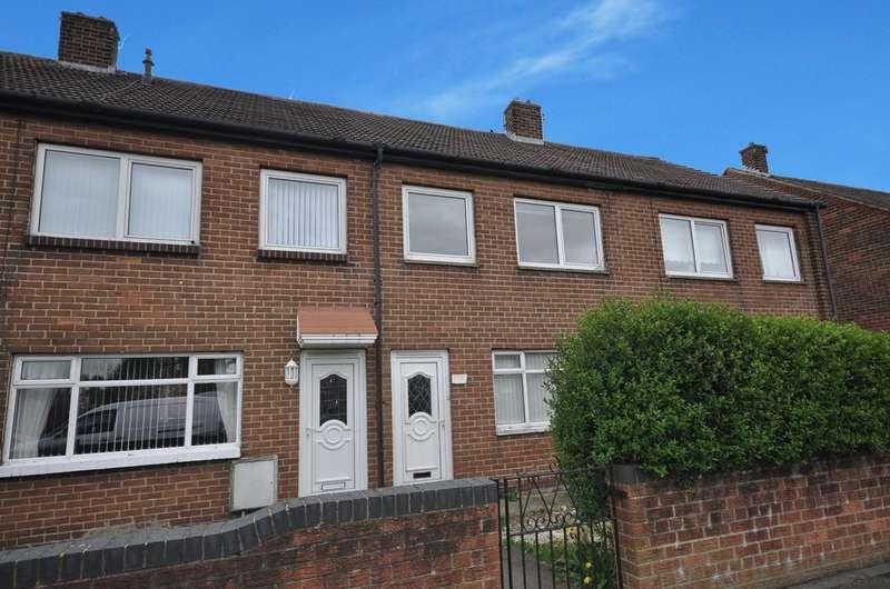 3 Bedrooms Terraced House for sale in Fellgate Ave, Jarrow, South Tyneside NE32
