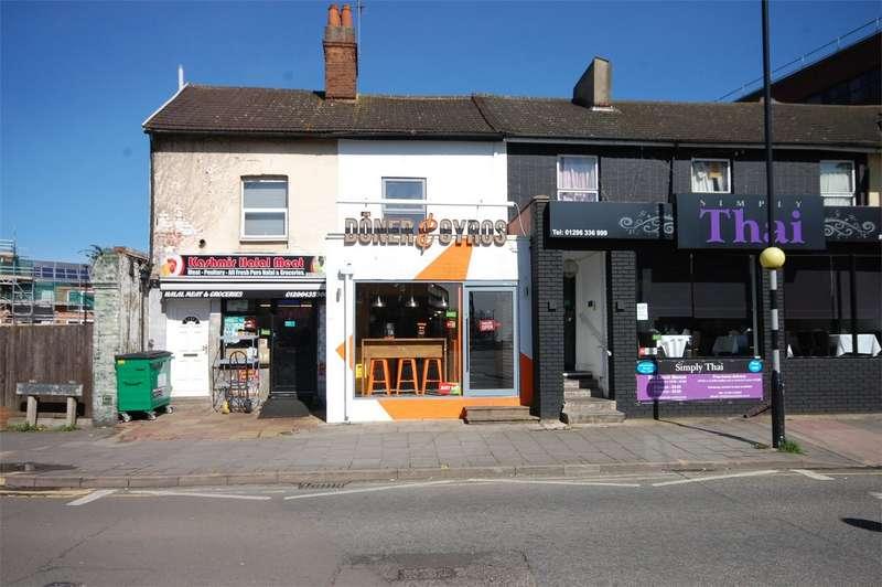 Commercial Property for sale in Buckingham Street, Aylesbury, Buckinghamshire
