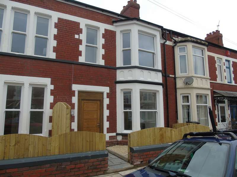 1 Bedroom Apartment Flat for sale in Fairfield Avenue, Cardiff