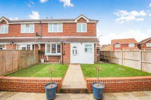 2 Bedrooms End Of Terrace House for sale in Cromwell Park Place, Cheriton, Folkestone, Kent