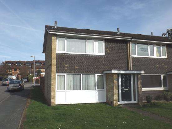 3 Bedrooms End Of Terrace House for sale in Taplow, Maidenhead, Buckinghamshire