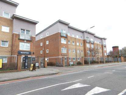 2 Bedrooms Flat for sale in The Sidings, 947 Crown Street, Liverpool, L7