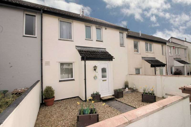 3 Bedrooms Terraced House for sale in Staple Close, Roborough, PL6 7DP