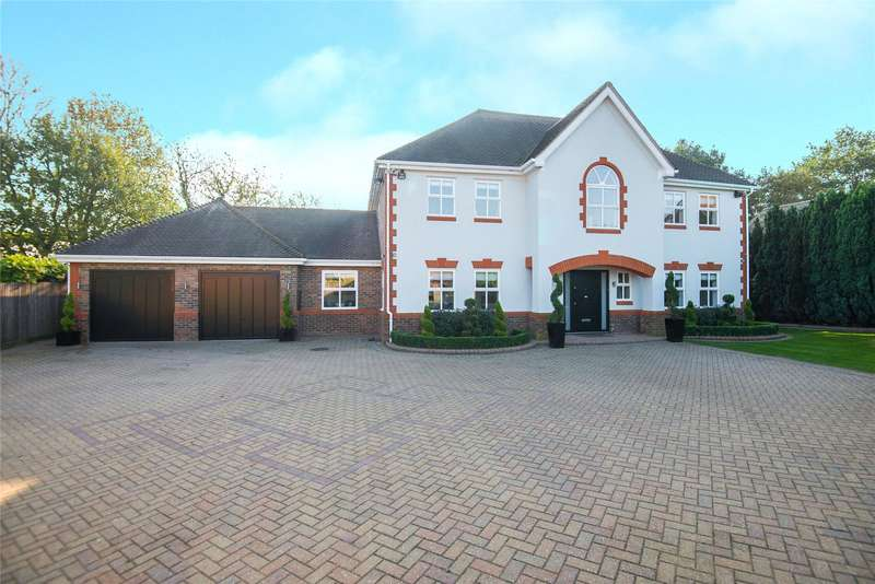 6 Bedrooms Detached House for sale in Bluebell Drive, Cheshunt, Waltham Cross, Hertfordshire