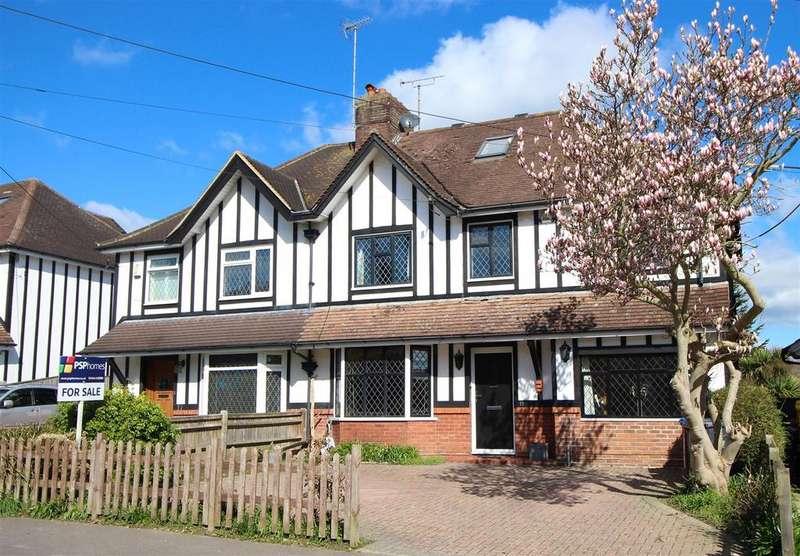 6 Bedrooms Semi Detached House for sale in Queens Road, Haywards Heath