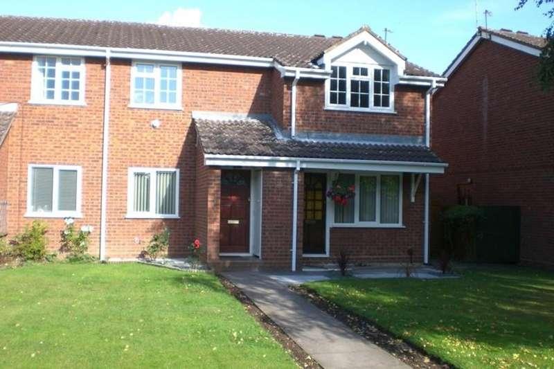 2 Bedrooms Flat for rent in Ryehope Walk, Pendeford, Wolverhampton