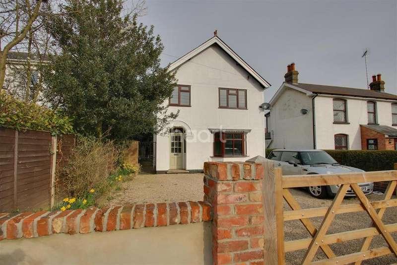 4 Bedrooms Detached House for rent in Chapel Road, Tiptree