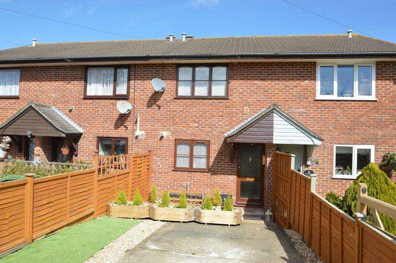 2 Bedrooms Terraced House for sale in BINSTEAD