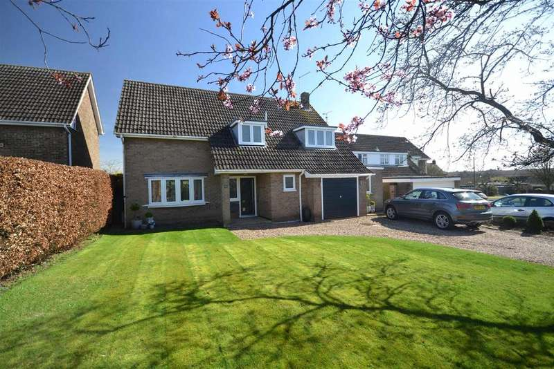 4 Bedrooms Detached House for sale in College Close, Great Casterton, Stamford