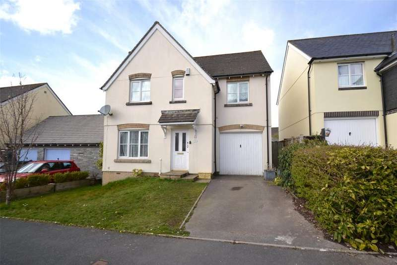 4 Bedrooms Detached House for sale in Chestnut Grove, Bodmin