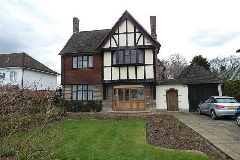 5 Bedrooms Detached House for sale in Holden Way, Upminster RM14