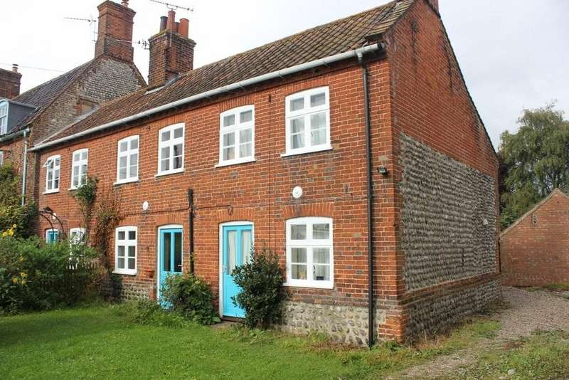 2 Bedrooms Terraced House for rent in The Green, Aldborough