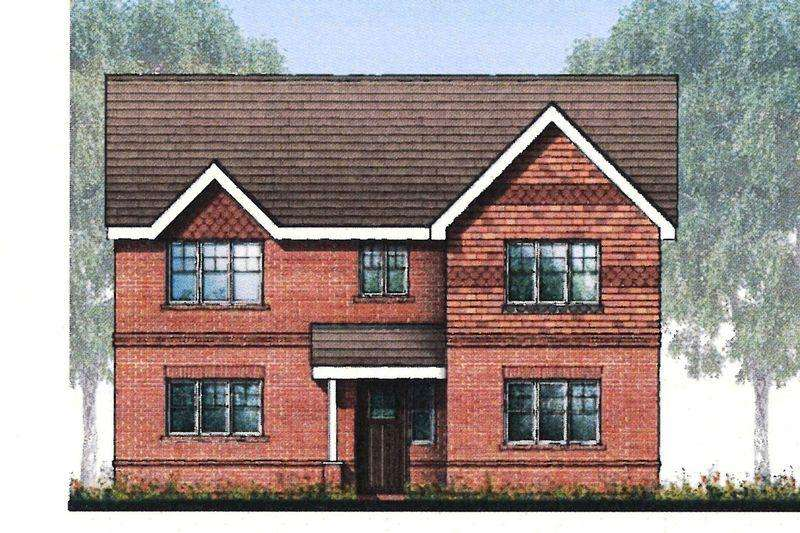 4 Bedrooms Detached House for sale in Alfold Road, Cranleigh