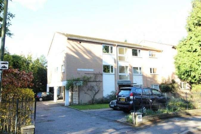 2 Bedrooms Flat for sale in Dean Park Road , Dean Park