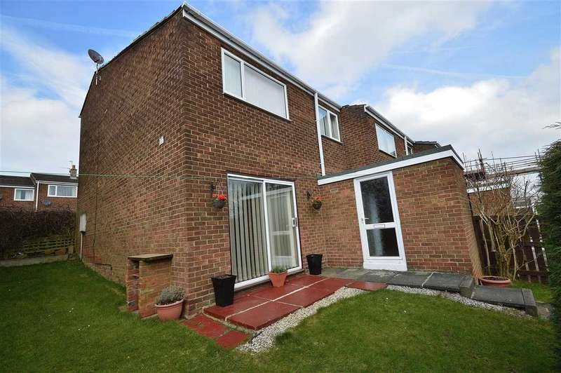 3 Bedrooms Terraced House for sale in Landseer Close, Stanley