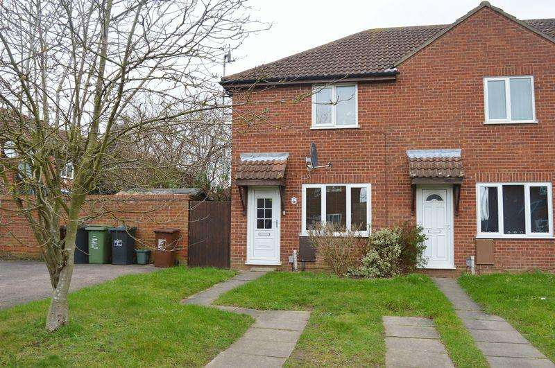 2 Bedrooms End Of Terrace House for sale in Samuel Place, Corby