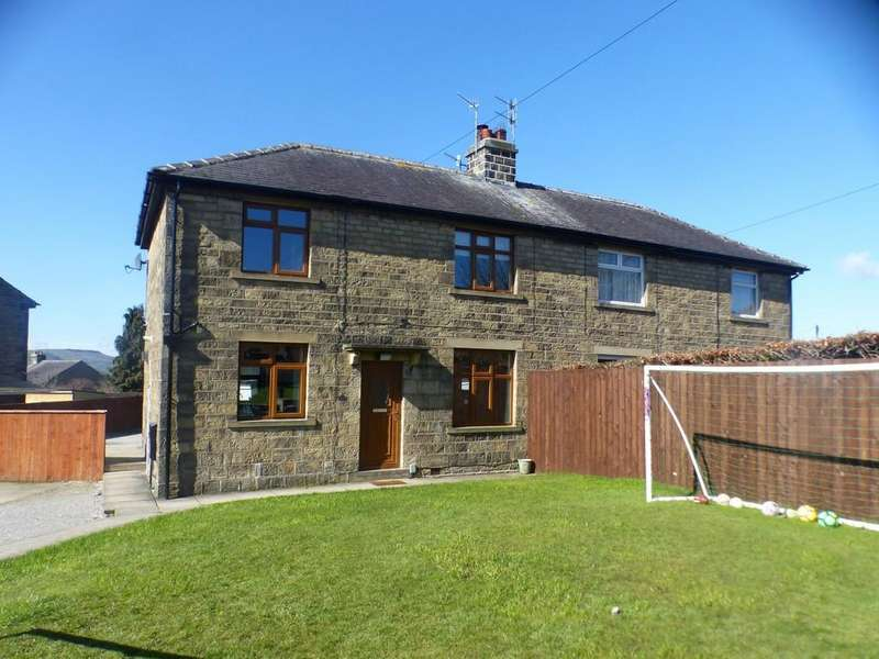 3 Bedrooms Semi Detached House for sale in Jacques Grove, Silsden
