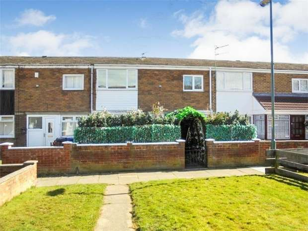 2 Bedrooms Terraced House for sale in Hopkins Walk, South Shields, Tyne and Wear