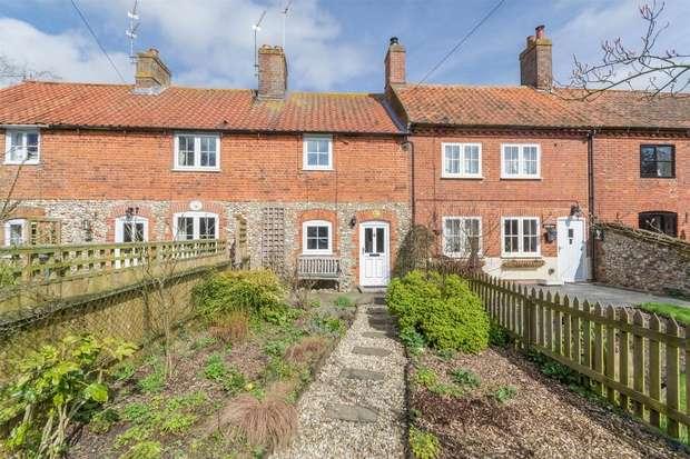 2 Bedrooms Terraced House for sale in Jasmine Cottage, Mileham