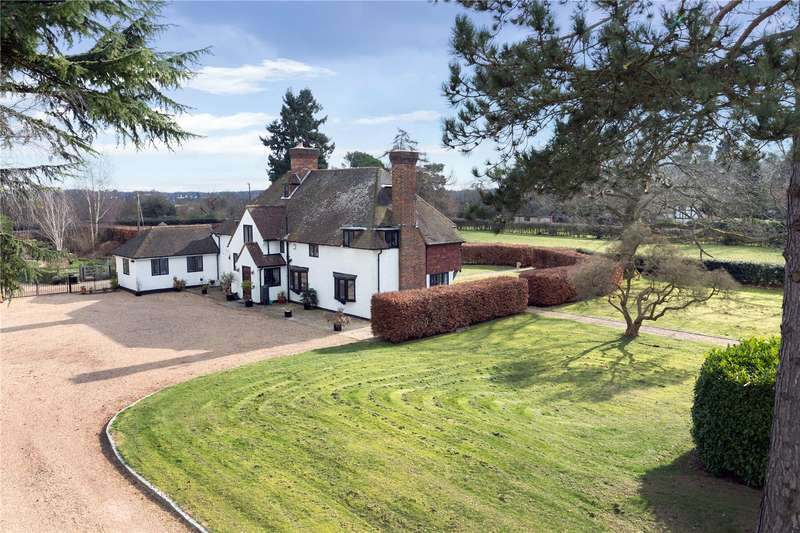 6 Bedrooms Detached House for sale in Narcot Lane, Chalfont St. Giles, Buckinghamshire, HP8