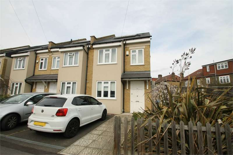 3 Bedrooms End Of Terrace House for rent in Winchmore Hill