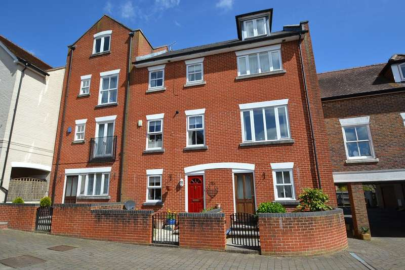 4 Bedrooms Terraced House for sale in Fordingbridge