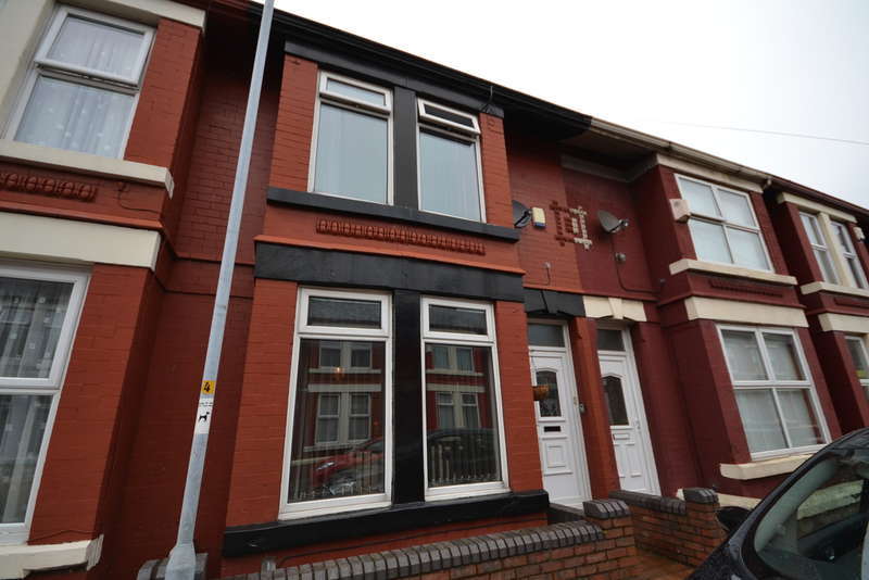 3 Bedrooms Terraced House for rent in Rufford Road, Bootle, L20