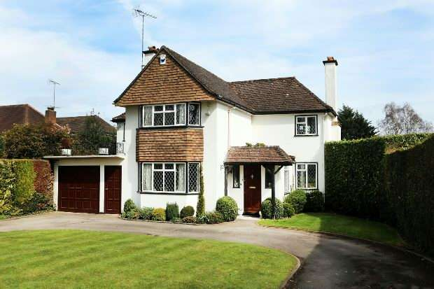 4 Bedrooms Detached House for sale in Maiden Erlegh Drive, Earley, Reading