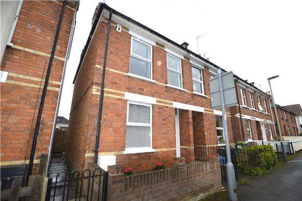 2 Bedrooms Semi Detached House for sale in Cleeve View Road, CHELTENHAM, Gloucestershire, GL52 5NJ