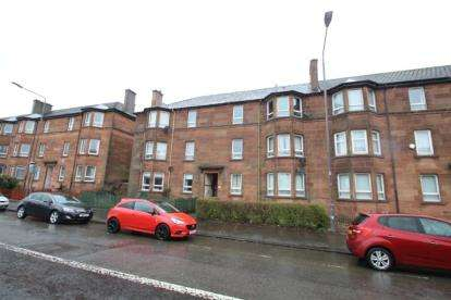 2 Bedrooms Flat for sale in 1640 Dumbarton Road, Scotstoun, Glasgow