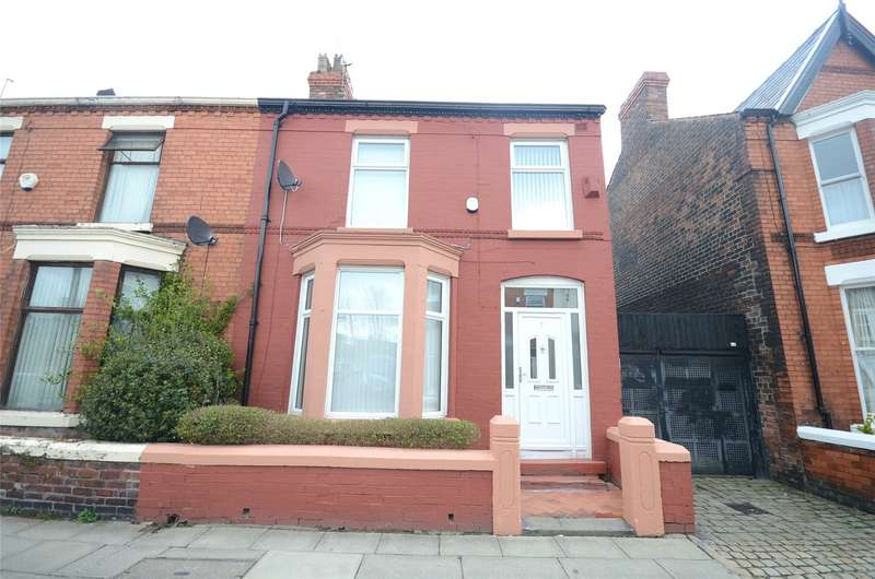 3 Bedrooms Terraced House for sale in Crawford Avenue, Mossley Hill, Liverpool, L18