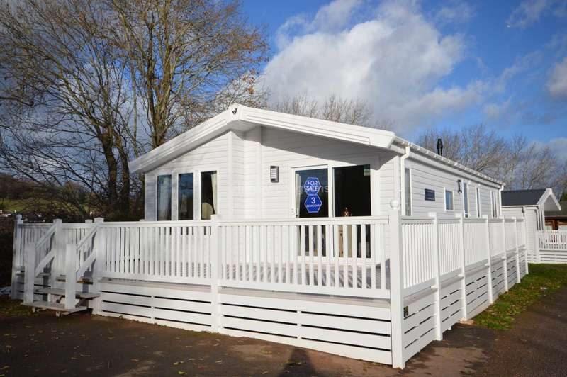 3 Bedrooms Lodge Character Property for sale in Golden Sands Holiday Park, Week Lane, Dawlish