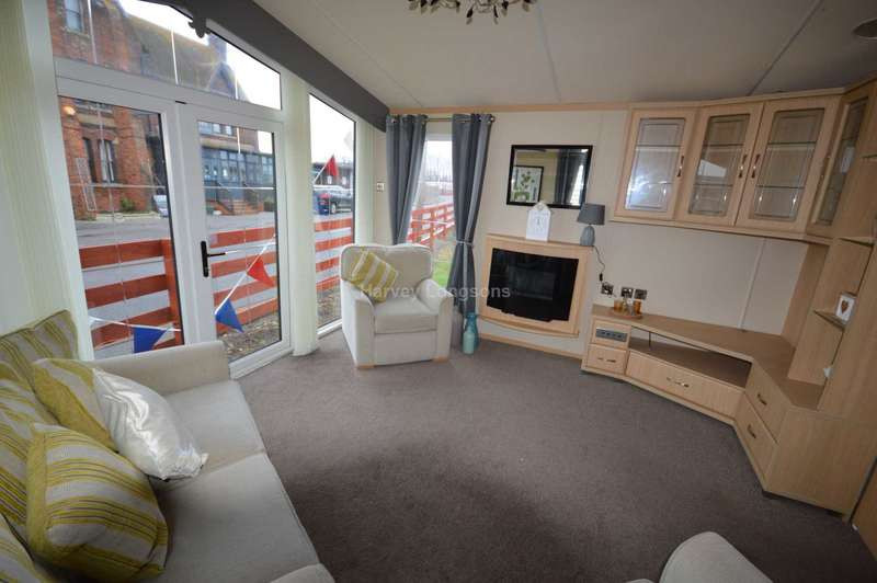 2 Bedrooms Caravan Mobile Home for sale in Faversham Road, Whitstable