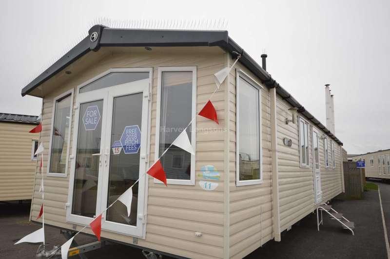 2 Bedrooms Caravan Mobile Home for sale in Harts Holiday Park, Leysdown Road, Leysdown On Sea, Isle Of Sheppey